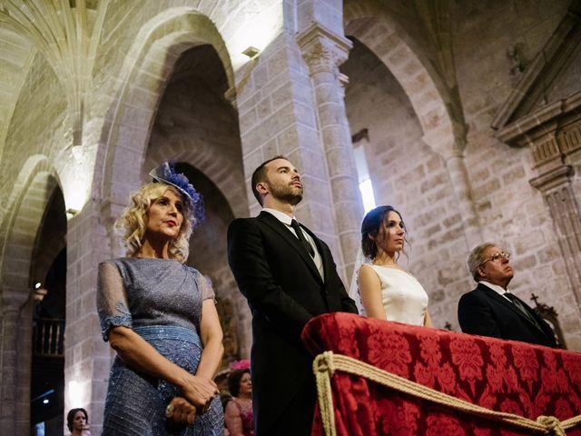La boda de Marcos y Rocío en Leiro (Capital), Orense 39