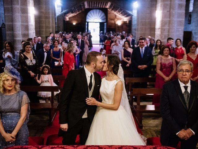 La boda de Marcos y Rocío en Leiro (Capital), Orense 40