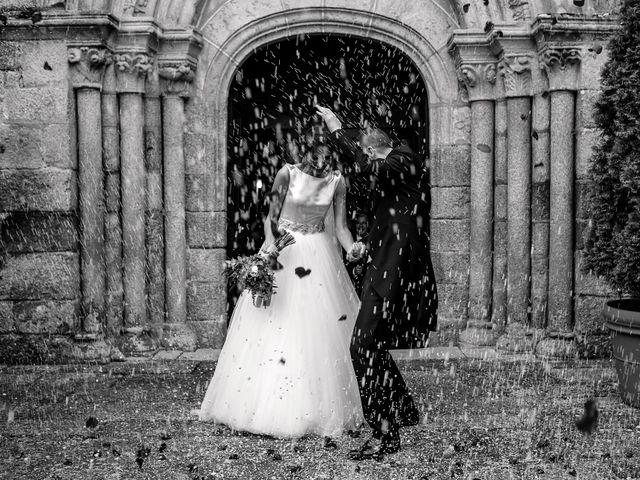 La boda de Marcos y Rocío en Leiro (Capital), Orense 43