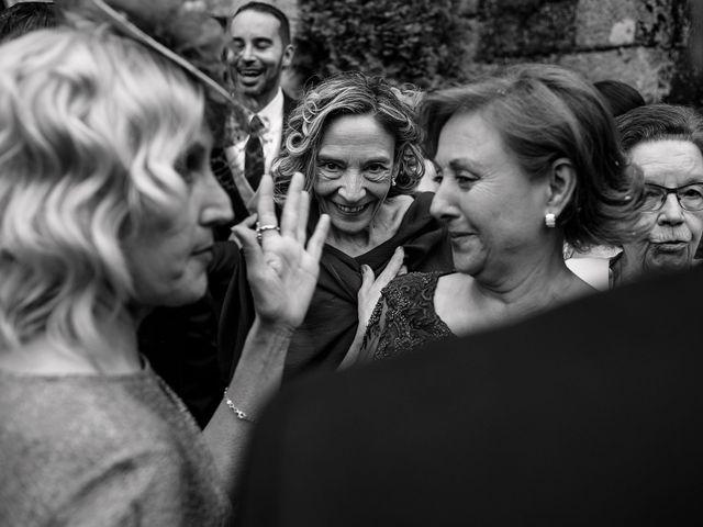 La boda de Marcos y Rocío en Leiro (Capital), Orense 45