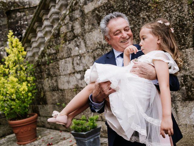La boda de Marcos y Rocío en Leiro (Capital), Orense 46