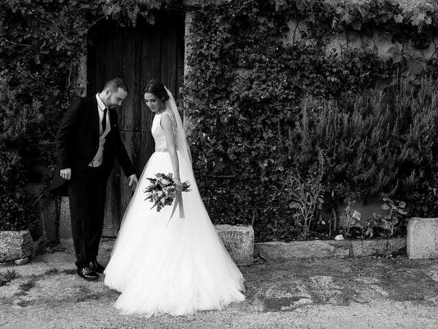 La boda de Marcos y Rocío en Leiro (Capital), Orense 49