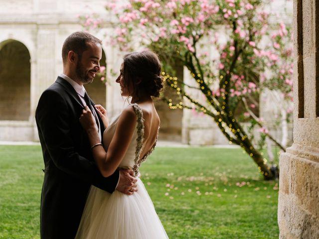 La boda de Rocío y Marcos