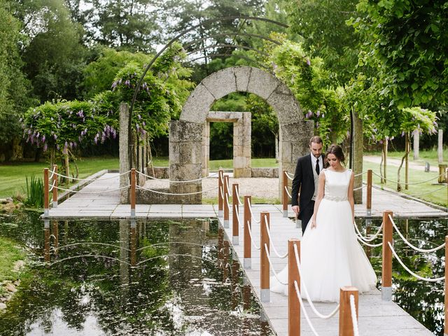 La boda de Marcos y Rocío en Leiro (Capital), Orense 50