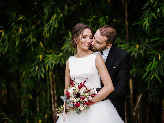 La boda de Marcos y Rocío en Leiro (Capital), Orense 52