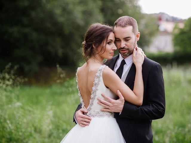 La boda de Marcos y Rocío en Leiro (Capital), Orense 53