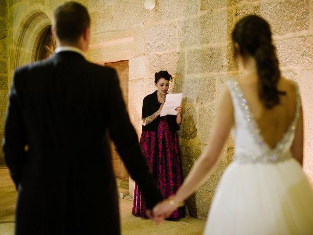 La boda de Marcos y Rocío en Leiro (Capital), Orense 59