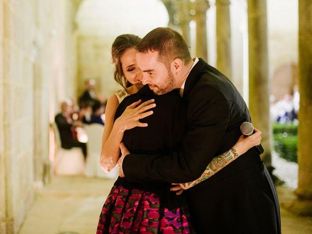 La boda de Marcos y Rocío en Leiro (Capital), Orense 60