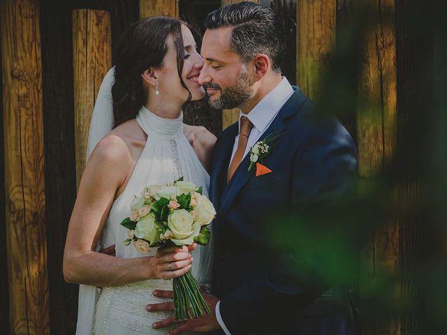 La boda de Niamh y Daniel