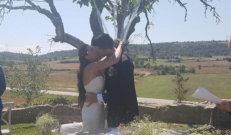 La boda de Oscar y Dúnia en Cervera, Lleida
