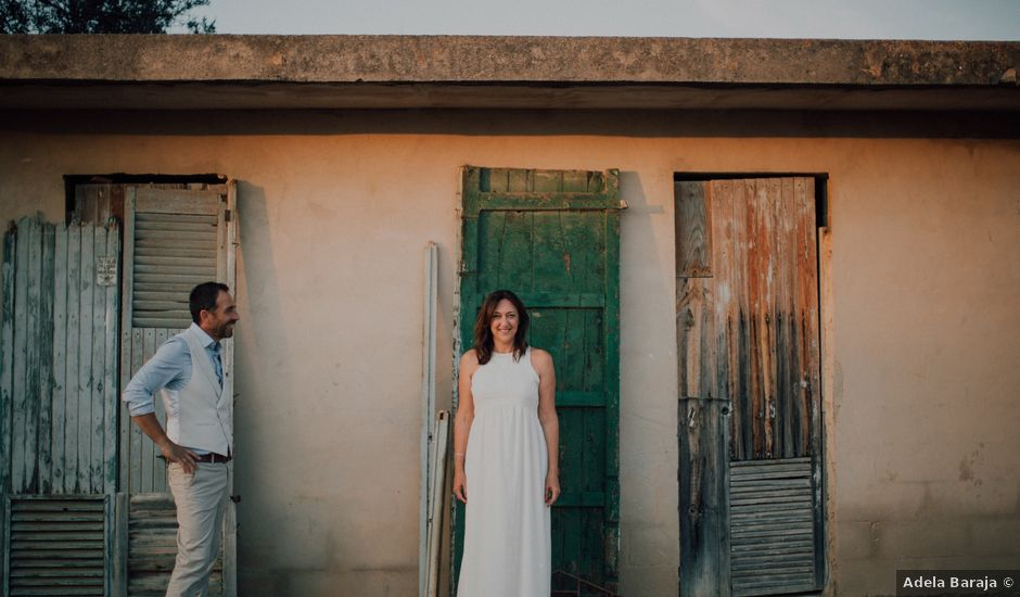 La boda de Grafi y Rocío en Cala De San Vicente Ibiza, Islas Baleares