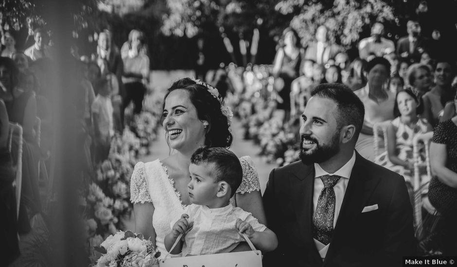 La boda de Ulises y Leticia en Sevilla, Sevilla