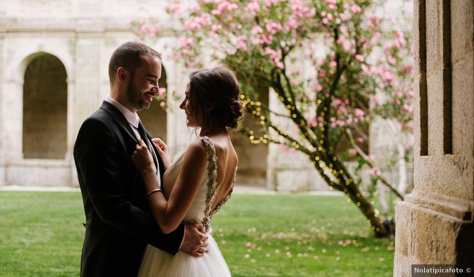 La boda de Marcos y Rocío en Leiro (Capital), Orense