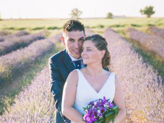 La boda de Marta y Rober