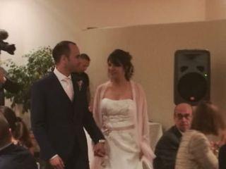 La boda de Athenea y Chema  1