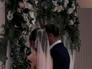 La boda de Athenea y Chema  2