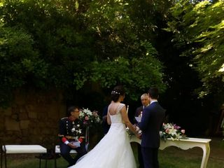 La boda de Alba y Pablo 2