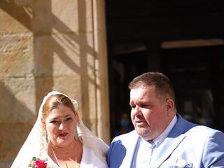La boda de Raquel y Marcial  1