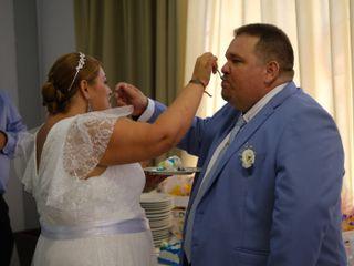 La boda de Raquel y Marcial