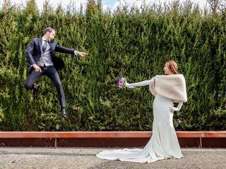 La boda de Elena y Fernando
