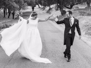 La boda de Rebeca y Jacobo