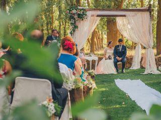 La boda de Coral y Martín