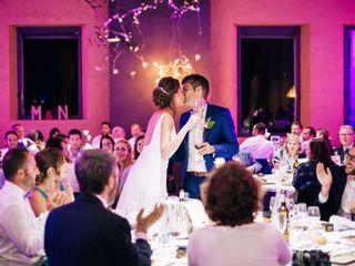 La boda de Mireia y Nicolas
