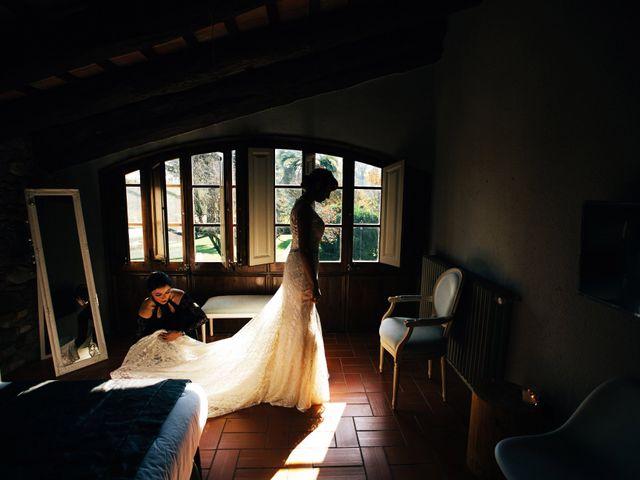 La boda de Marc y Nuri en Girona, Girona 9