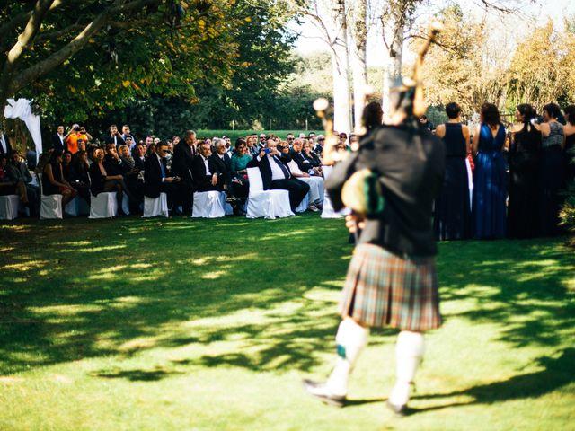 La boda de Marc y Nuri en Girona, Girona 11