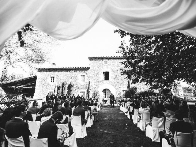 La boda de Marc y Nuri en Girona, Girona 13