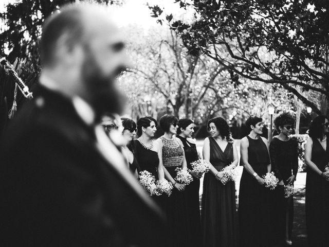 La boda de Marc y Nuri en Girona, Girona 14