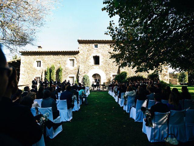 La boda de Marc y Nuri en Girona, Girona 15