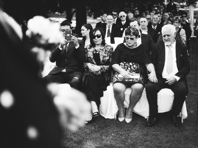 La boda de Marc y Nuri en Girona, Girona 17