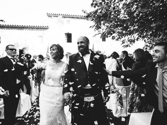 La boda de Marc y Nuri en Girona, Girona 18