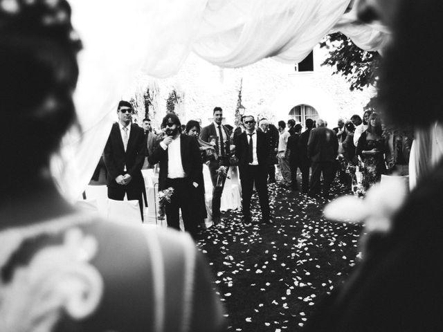 La boda de Marc y Nuri en Girona, Girona 19