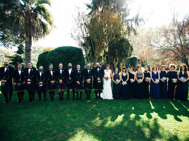 La boda de Marc y Nuri en Girona, Girona 21