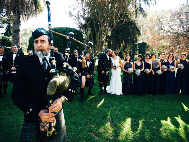 La boda de Nuri y Marc