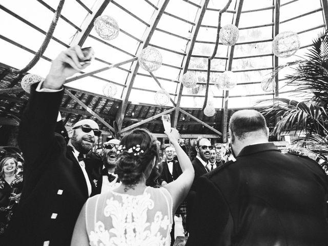 La boda de Marc y Nuri en Girona, Girona 22
