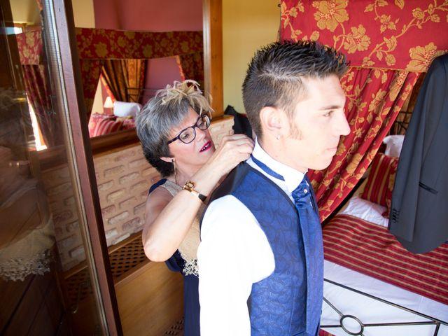 La boda de Rober y Marta en Tiedra, Valladolid 8
