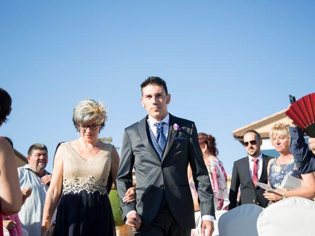 La boda de Rober y Marta en Tiedra, Valladolid 10