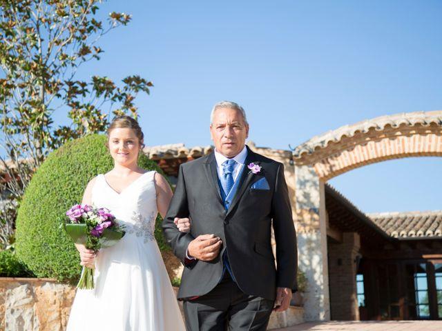 La boda de Rober y Marta en Tiedra, Valladolid 11