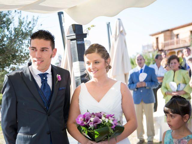 La boda de Rober y Marta en Tiedra, Valladolid 12
