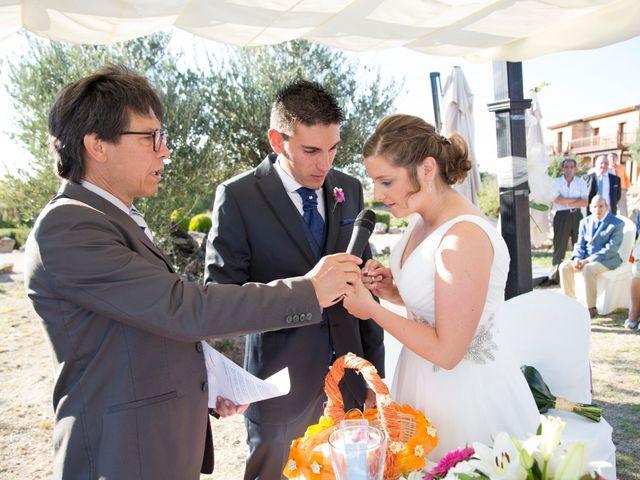La boda de Rober y Marta en Tiedra, Valladolid 13