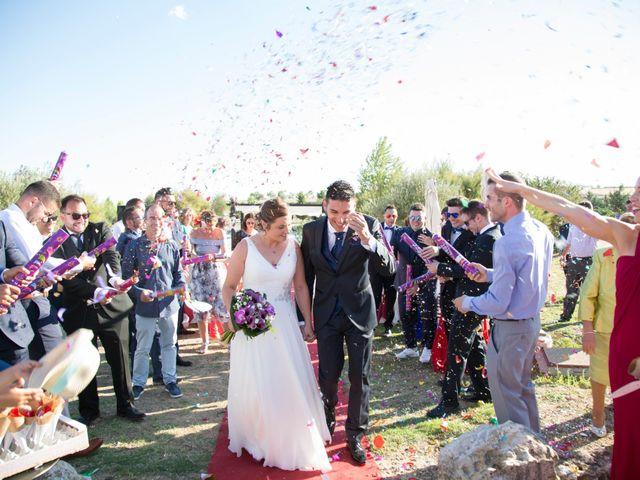 La boda de Rober y Marta en Tiedra, Valladolid 17