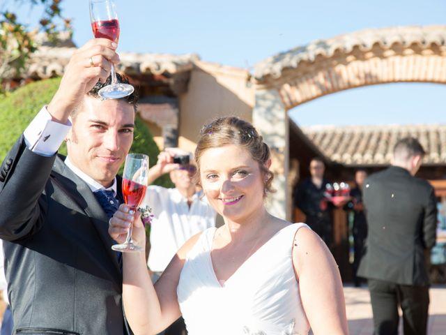 La boda de Rober y Marta en Tiedra, Valladolid 18