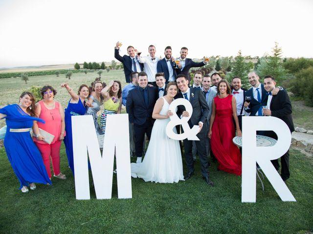 La boda de Rober y Marta en Tiedra, Valladolid 19