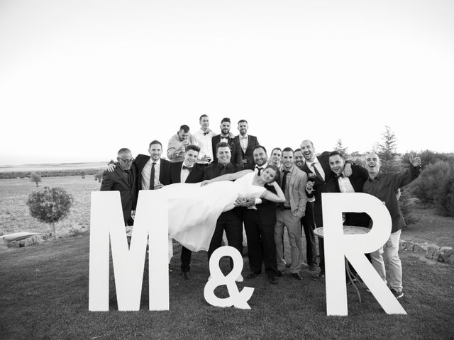 La boda de Rober y Marta en Tiedra, Valladolid 20