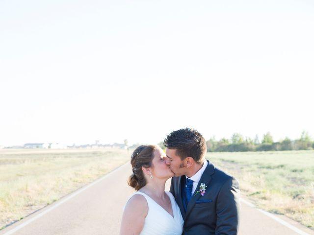 La boda de Rober y Marta en Tiedra, Valladolid 21