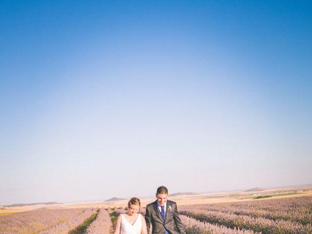 La boda de Rober y Marta en Tiedra, Valladolid 22