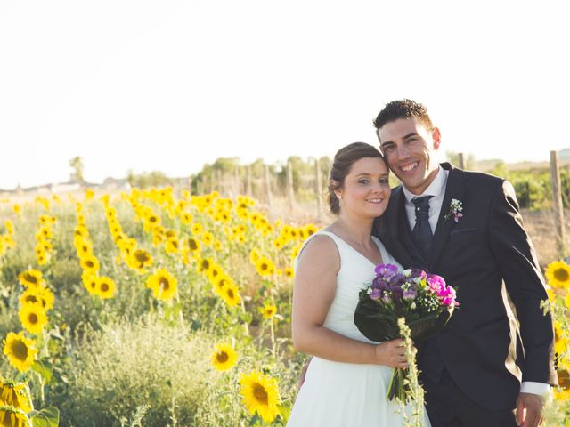 La boda de Rober y Marta en Tiedra, Valladolid 23